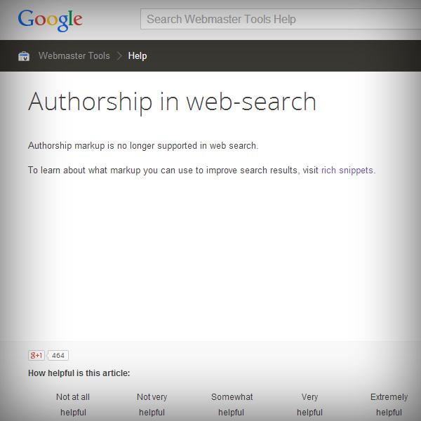 authorship_is_dead